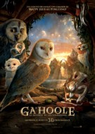 Legend of the Guardians: The Owls of Ga'Hoole - Mexican Movie Poster (xs thumbnail)