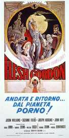 Flesh Gordon - Italian Movie Poster (xs thumbnail)