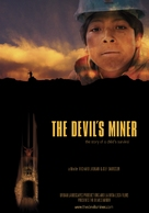 The Devil's Miner - German Movie Poster (xs thumbnail)