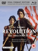Revolution - British Movie Cover (xs thumbnail)