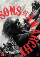 """""""Sons of Anarchy"""" - Danish Movie Cover (xs thumbnail)"""