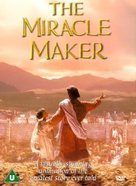 The Miracle Maker - British DVD cover (xs thumbnail)
