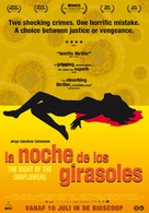 Noche de los girasoles, La - Dutch Movie Poster (xs thumbnail)
