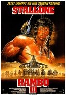 Rambo III - German Movie Poster (xs thumbnail)