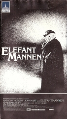 The Elephant Man - Finnish VHS cover (xs thumbnail)
