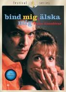 ¡Átame! - Swedish Movie Cover (xs thumbnail)