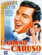 The Great Caruso - French Movie Poster (xs thumbnail)