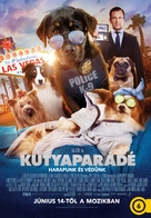 Show Dogs - Hungarian Movie Poster (xs thumbnail)
