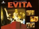 Evita - Argentinian Movie Poster (xs thumbnail)