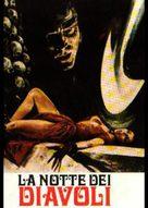 La notte dei diavoli - Italian DVD cover (xs thumbnail)