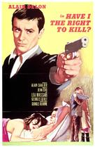 L'insoumis - Movie Poster (xs thumbnail)