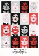 Ciao Manhattan - German Movie Poster (xs thumbnail)