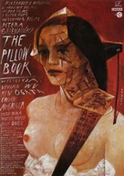 The Pillow Book - Polish Movie Poster (xs thumbnail)