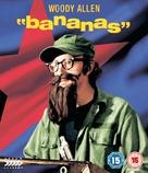 Bananas - British Movie Cover (xs thumbnail)