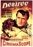 Desirée - Spanish Movie Poster (xs thumbnail)