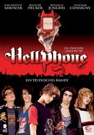 Hellphone - German DVD cover (xs thumbnail)
