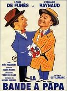 La bande à papa - French Movie Poster (xs thumbnail)
