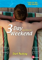 3-Day Weekend - Movie Cover (xs thumbnail)