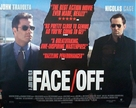 Face/Off - British Movie Poster (xs thumbnail)