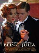 Being Julia - Movie Poster (xs thumbnail)