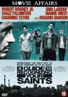 A Guide to Recognizing Your Saints - Dutch DVD movie cover (xs thumbnail)