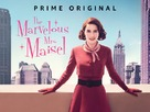 """""""The Marvelous Mrs. Maisel"""" - Movie Cover (xs thumbnail)"""