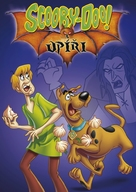 Scooby-Doo and the Legend of the Vampire - Czech Movie Cover (xs thumbnail)