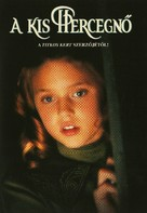 A Little Princess - Hungarian DVD movie cover (xs thumbnail)