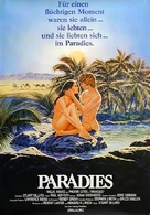 Paradise - German Movie Poster (xs thumbnail)