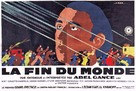 La fin du monde - French Movie Poster (xs thumbnail)