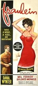 Fräulein - Australian Movie Poster (xs thumbnail)