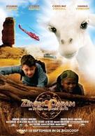 De zeven van Daran, de strijd om Pareo Rots - Dutch Movie Poster (xs thumbnail)