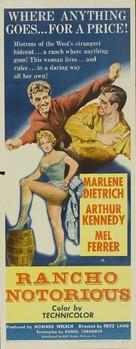 Rancho Notorious - Movie Poster (xs thumbnail)