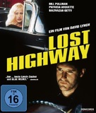 Lost Highway - German Blu-Ray movie cover (xs thumbnail)