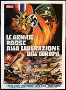 Osvobozhdenie - Italian Movie Poster (xs thumbnail)