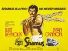 Shamus - British Movie Poster (xs thumbnail)
