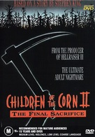 Children of the Corn II: The Final Sacrifice - Australian Movie Cover (xs thumbnail)