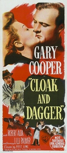 Cloak and Dagger - Australian Movie Poster (xs thumbnail)