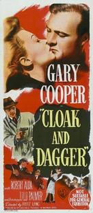Cloak and Dagger - Australian Movie Poster (xs thumbnail)