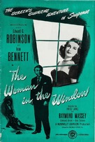 The Woman in the Window - poster (xs thumbnail)