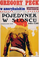Duel in the Sun - Polish Movie Poster (xs thumbnail)