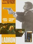 Thief - Spanish Movie Poster (xs thumbnail)