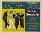 High Society - British Movie Poster (xs thumbnail)