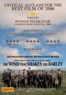 The Wind That Shakes the Barley - Australian Movie Poster (xs thumbnail)