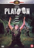Platoon - Dutch DVD movie cover (xs thumbnail)
