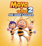 Maya the Bee: The Honey Games - Blu-Ray movie cover (xs thumbnail)
