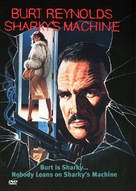 Sharky's Machine - DVD movie cover (xs thumbnail)