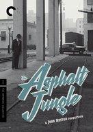 The Asphalt Jungle - DVD movie cover (xs thumbnail)