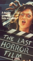 The Last Horror Film - Movie Cover (xs thumbnail)