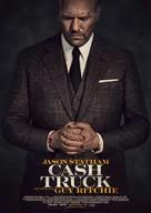 Wrath of Man - German Theatrical movie poster (xs thumbnail)